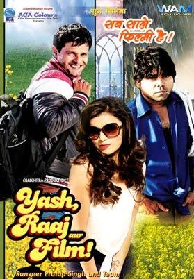 Yash, Raaj aur Film 2015 Hindi HDRip 480p 300mb bollywood movie Yash, Raaj aur Film 300mb 480p compressed small size hdrip free download or watch online at world4ufree.cc