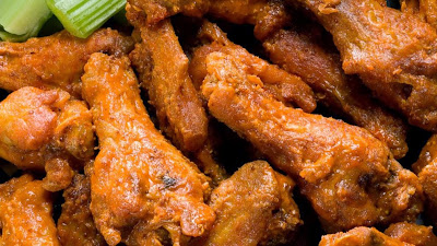 July 29: National Chicken Wing Day
