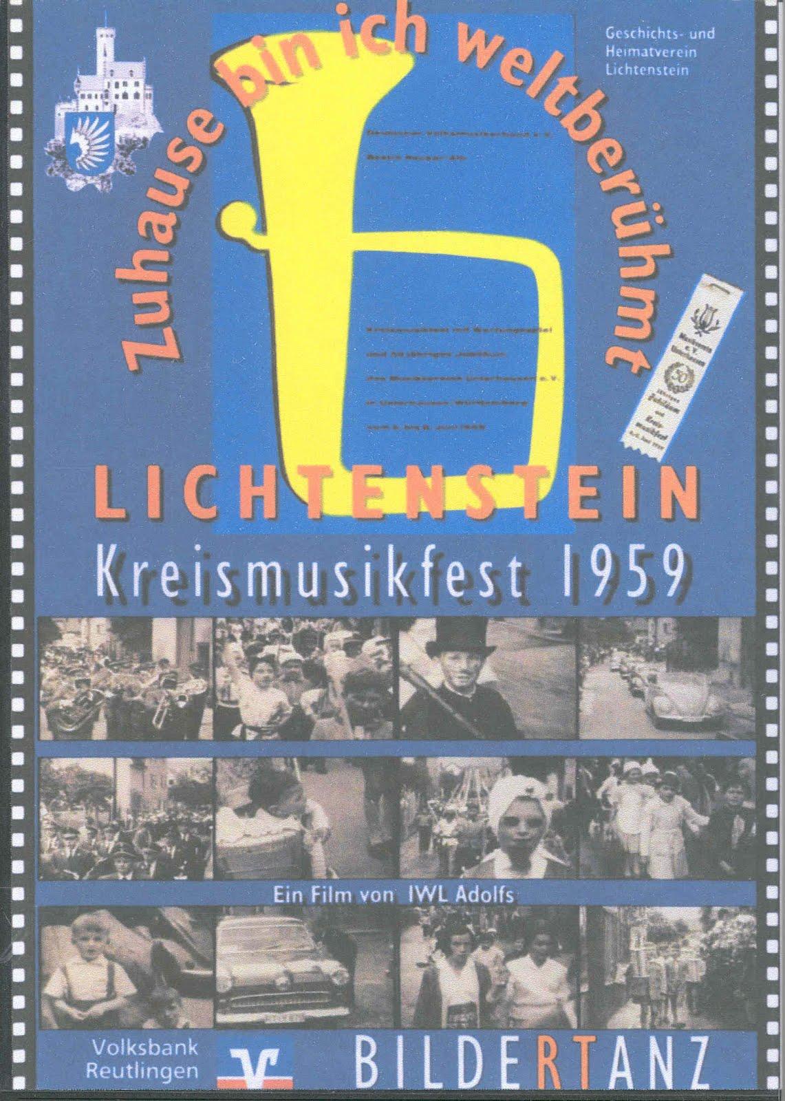 Film 1959: Musikfest in Unterhausen
