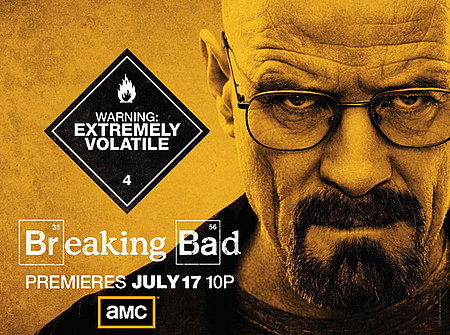 Breaking Bad: Season 4 arrived