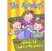 TV CARTOONS THE TRIPLETS