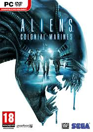 Aliens Colonial Marines Game | PC | 5,9 GB