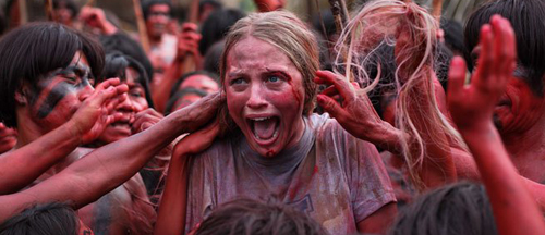 The Green Inferno Movie Trailer, Clips, Images and Posters