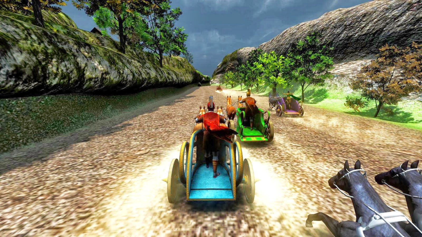 Chariot Wars 3.4 Apk Mod Full Version Data Files Download ...