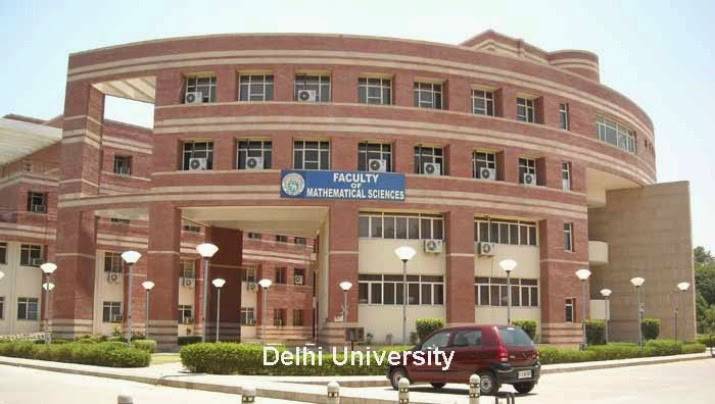 The University Of Delhi India