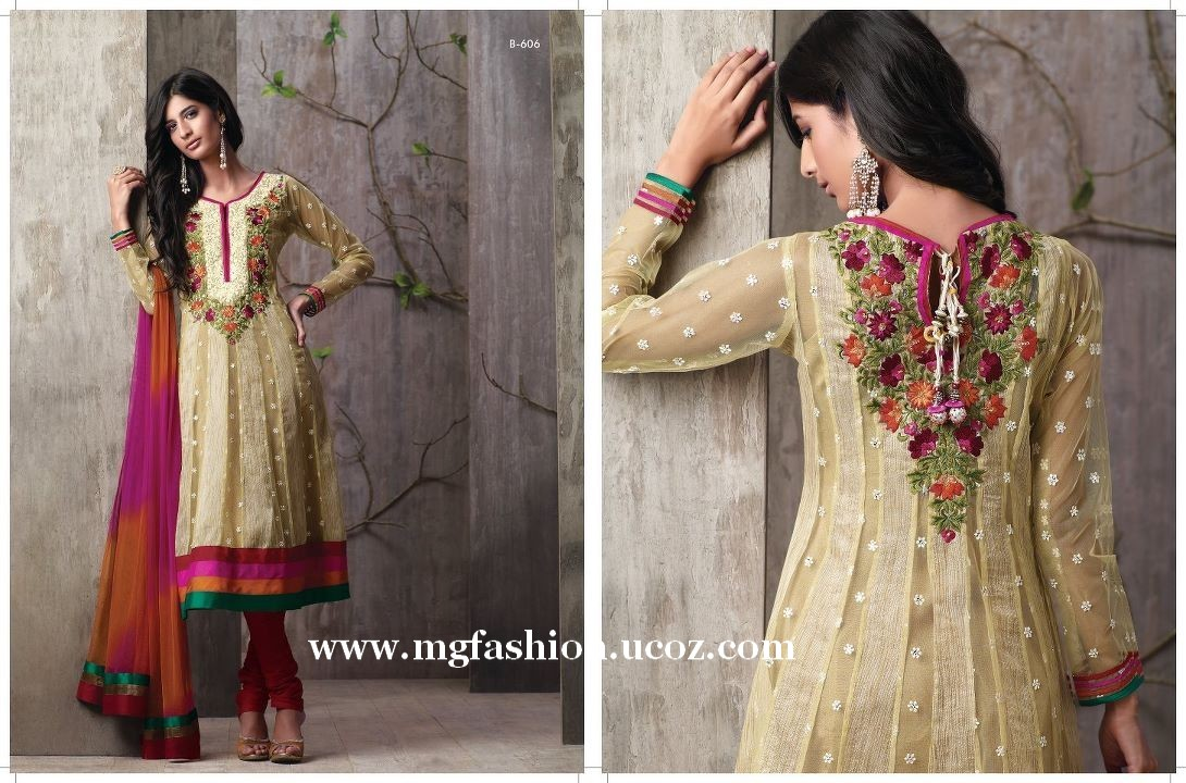 New Designer Salwar Kameez | Indian Designer Dress Collection 2012 ...