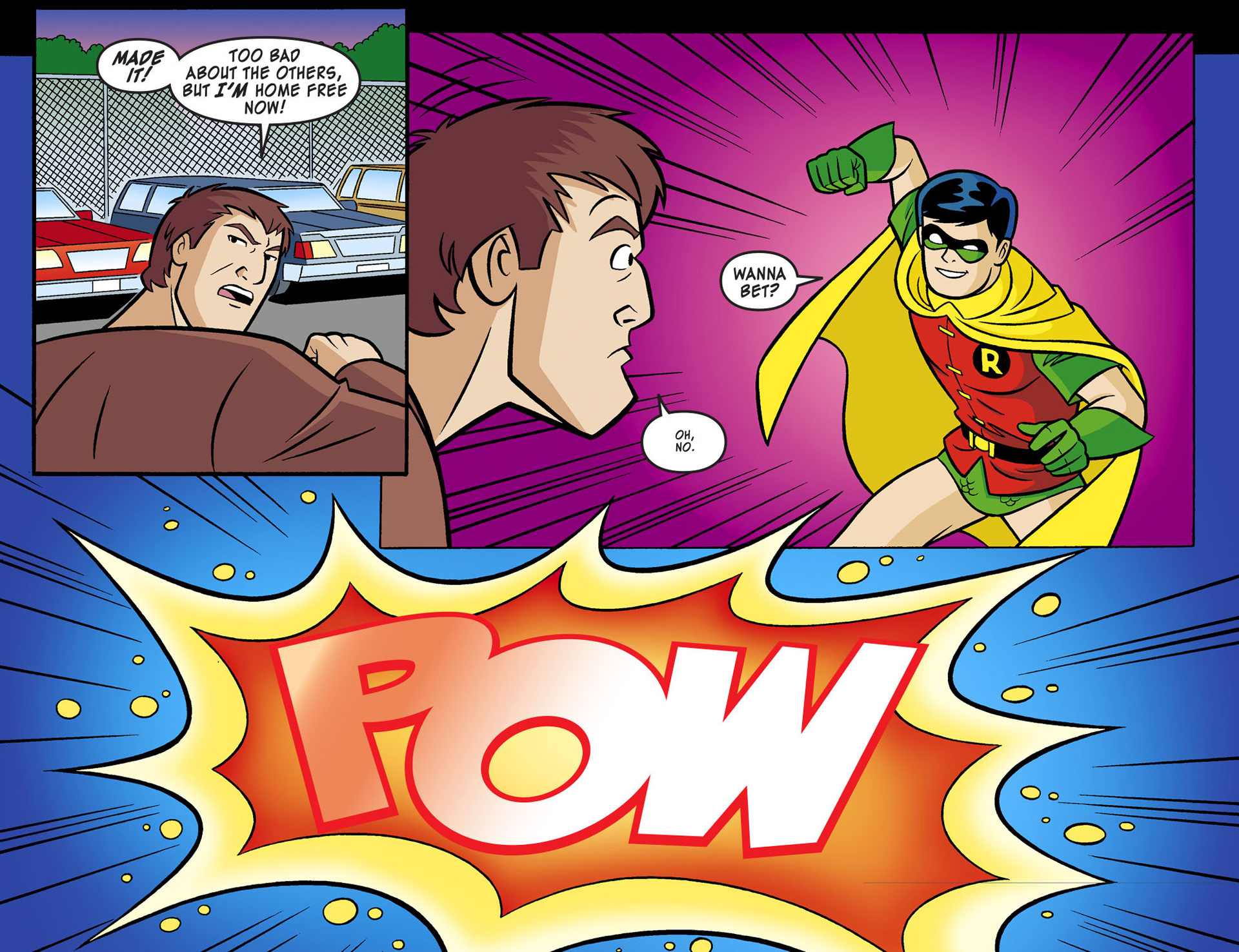 Read online Scooby-Doo! Team-Up comic -  Issue #2 - 12