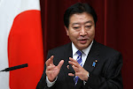 Yoshihiko Noda, Prime Minister, Japan