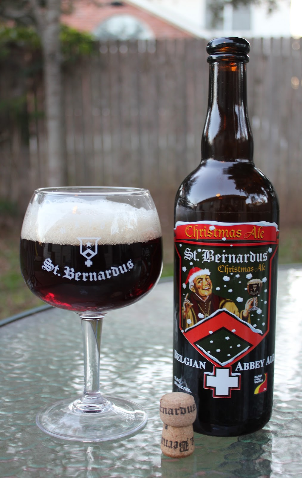 THE BRÜ: The Brü Revü – St. Bernardus Christmas Ale
