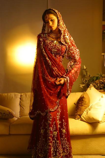 Vestidos de Noiva  muçulmano