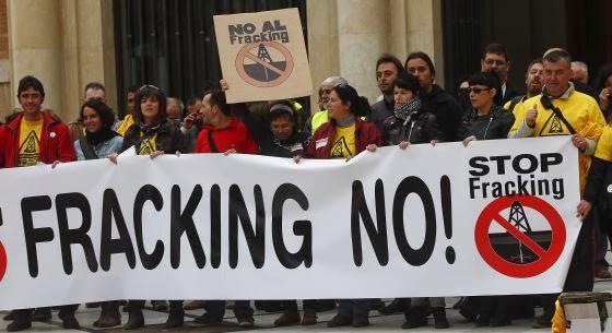 Το fracking έχει πλέον απαγορευτεί και στην Καταλωνία