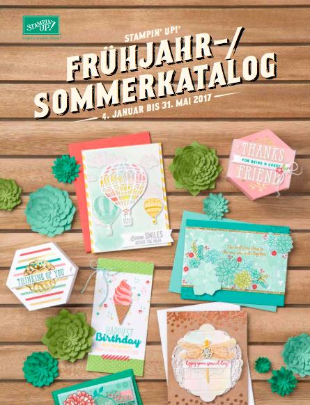 Frühjahr- / Sommerkatalog 2017