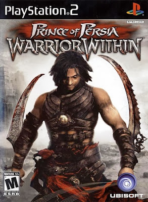 Prince OF Persia Worrier Within PS2 Cover