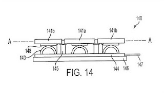 New Apple patent application for capacitive touch nodes