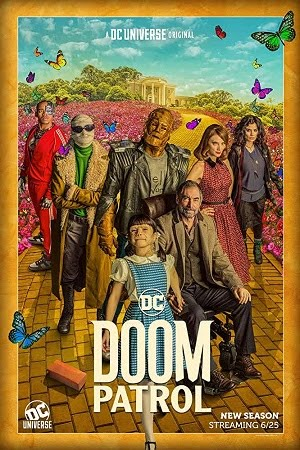Doom Patrol S02 All Episode [Season 1] Complete Download 480p