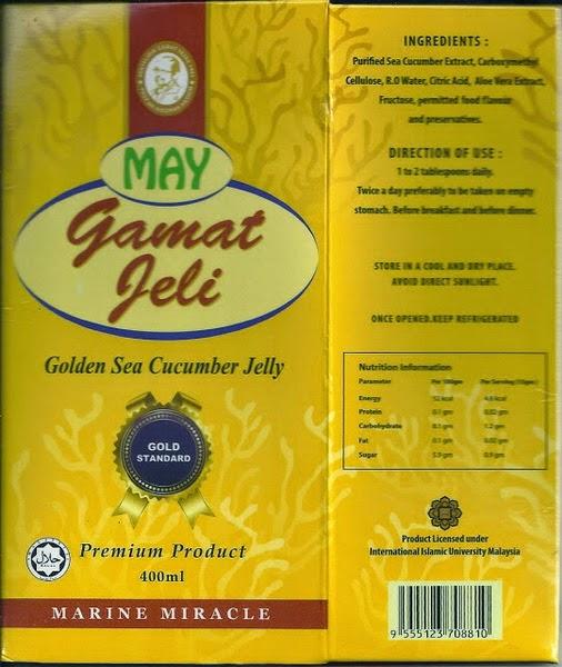 May Gamat Jeli