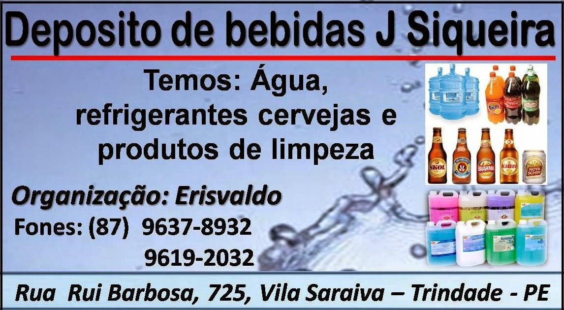Depósito de bebidas J Siqueira
