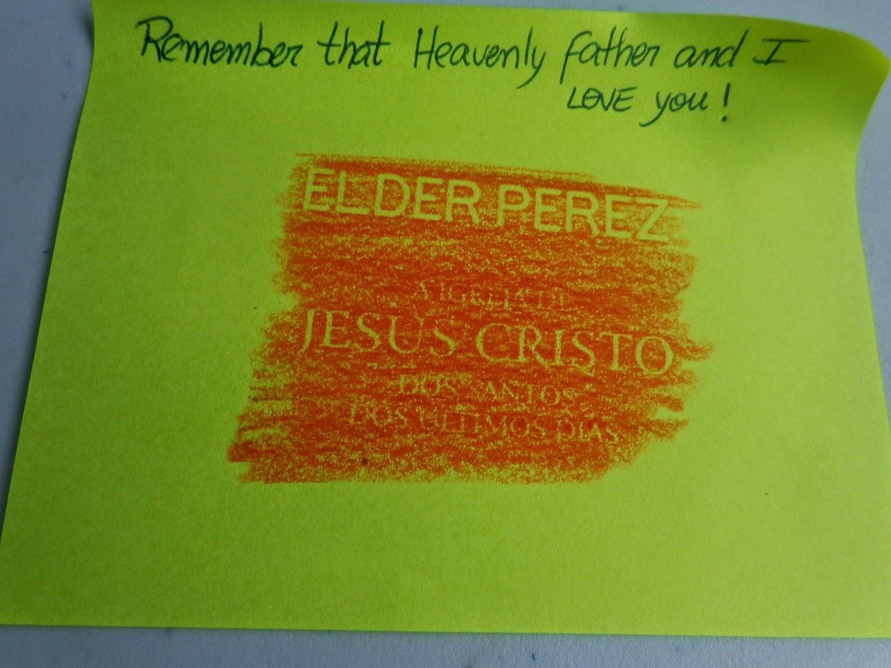 Elder Perez Misión Curitiba - Brasil: mayo 2014