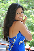 Manali Rathod photos in blue-thumbnail-14