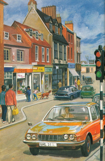 The Age Of Uncertainty The Ladybird Book Of The Recession