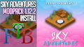HOW TO INSTALL<br>FTB Sky Adventures Modpack [<b>1.12.2</b>]<br>▽