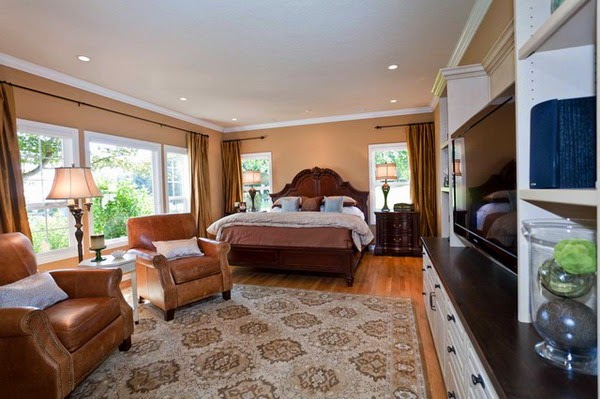 Master Bedroom Ideas that Ideal for You | MODERN INTERIOR