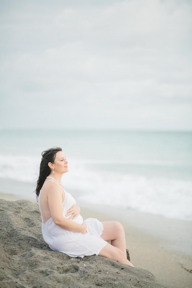 palm beach maternity photography