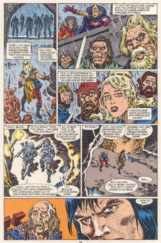 Conan the Barbarian (1970) Issue #254 #266 - English 17
