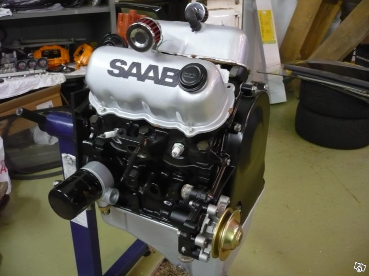 Daily Turismo 5k Saab Gone Insaane Supercharged 1971