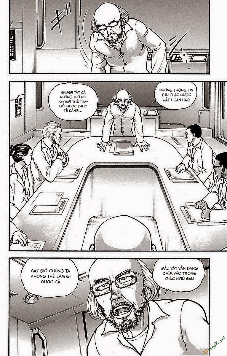 Baki Dou chap 11 Trang 18 - Mangak.info