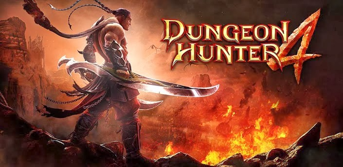 Dungeon Hunter 4 v1.1.0 Android