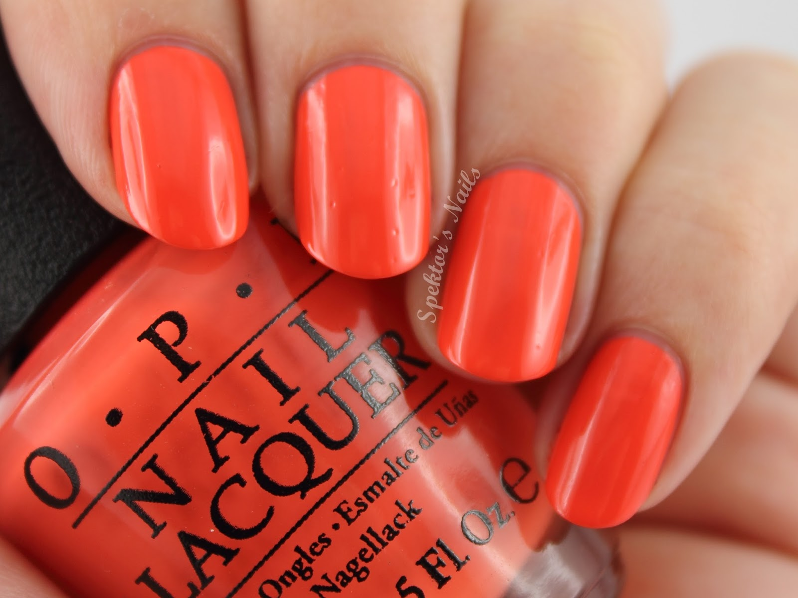 OPI Nordic Can't Afjörd Not To