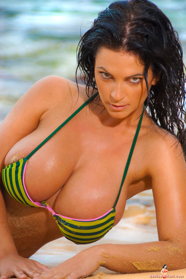 Denise Milani Biography ~ World of photography