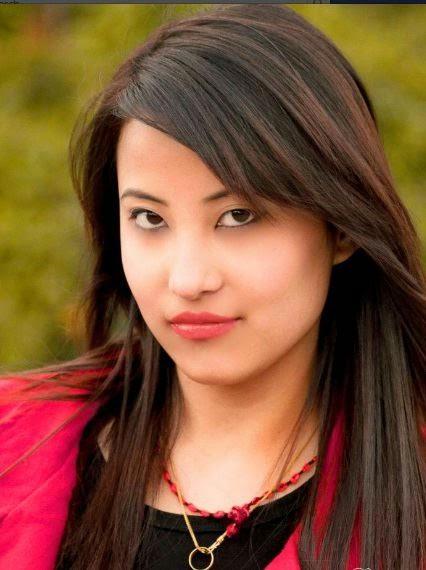 Zennlya Bhutia to promote the 1st Nagi Pokhari Tourism & Organic Festival 2014-15