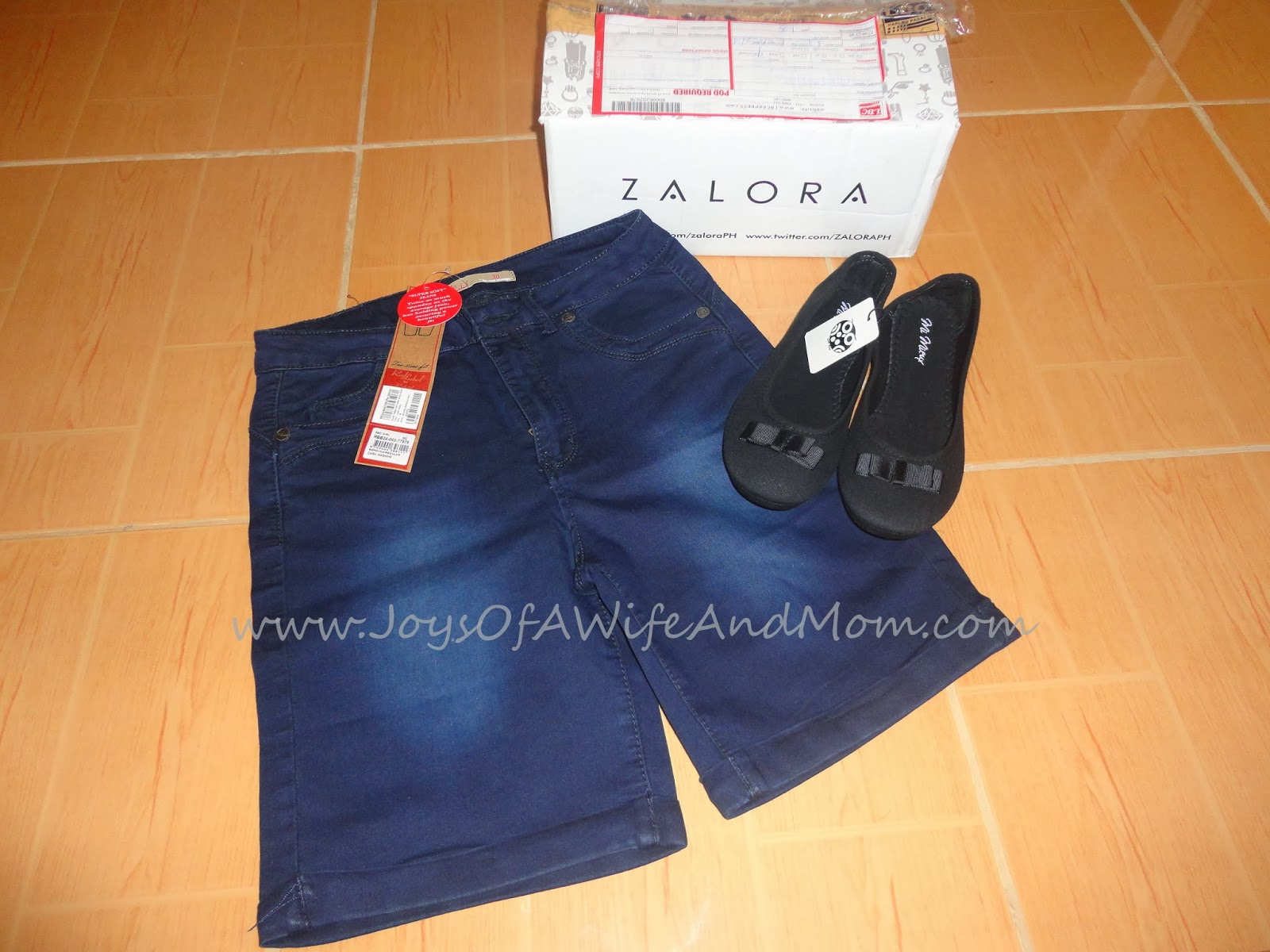 My ZALORA PH Online Shopping Experience