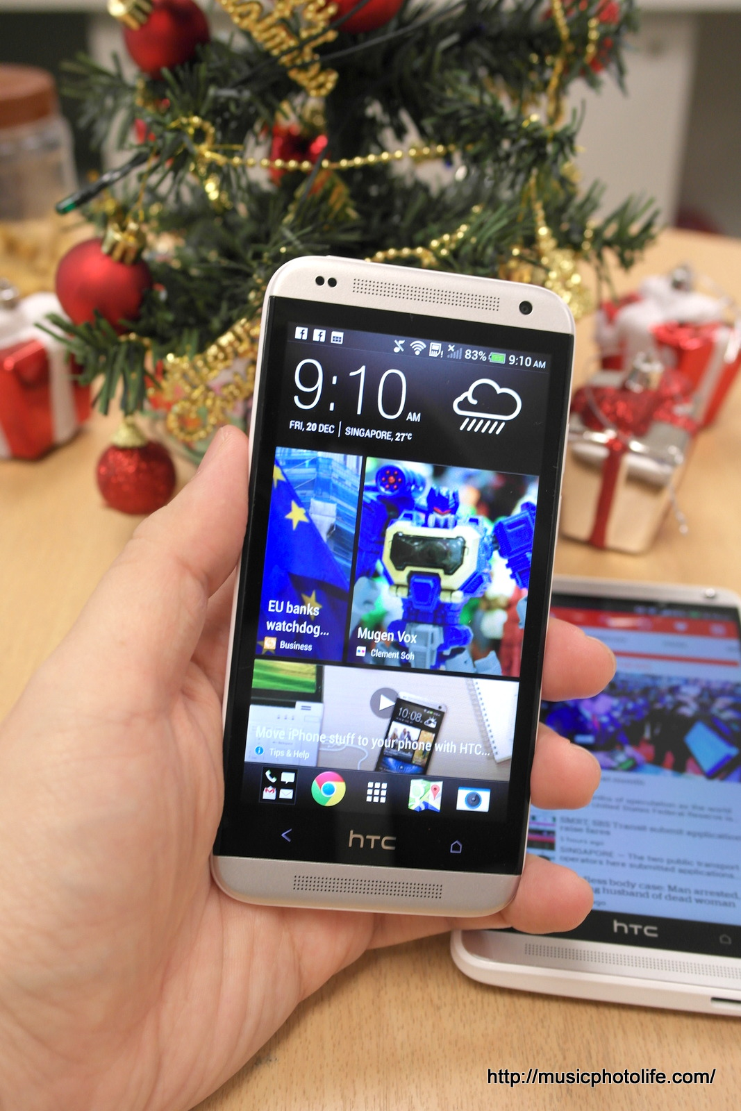 how to tell if your htc is used