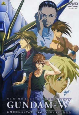Gundam Wing The Movie Vietsub