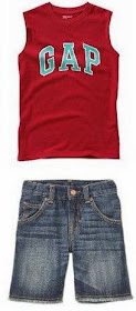 Pre-order-Gap 2pc with Jeans-many Color Ready end of month