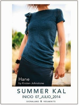Summer Kal: Hane by Kirsten Johnstone