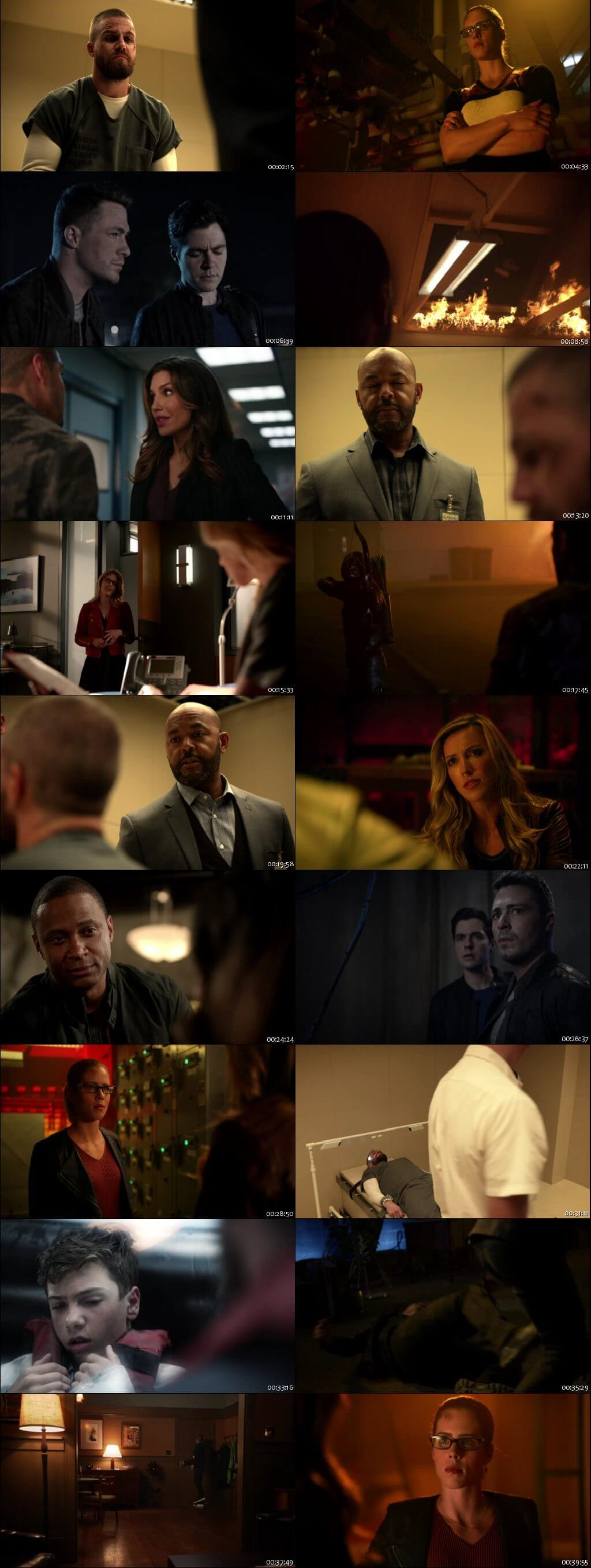 Screenshots Of English Show Arrow Season 07 Episode 04 2018 WEB-DL 720P 300MB