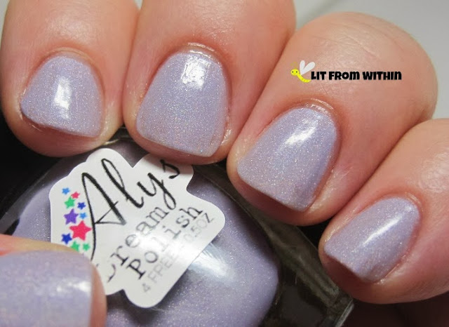 Like most Aly's, it's a scattered holo, great formula