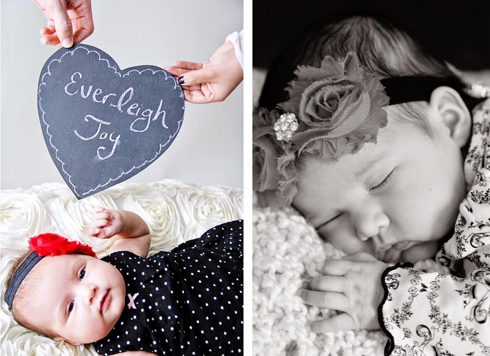 Professional newborn photos