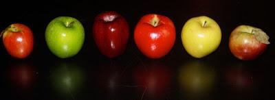 kwas ursolowy i jabłka