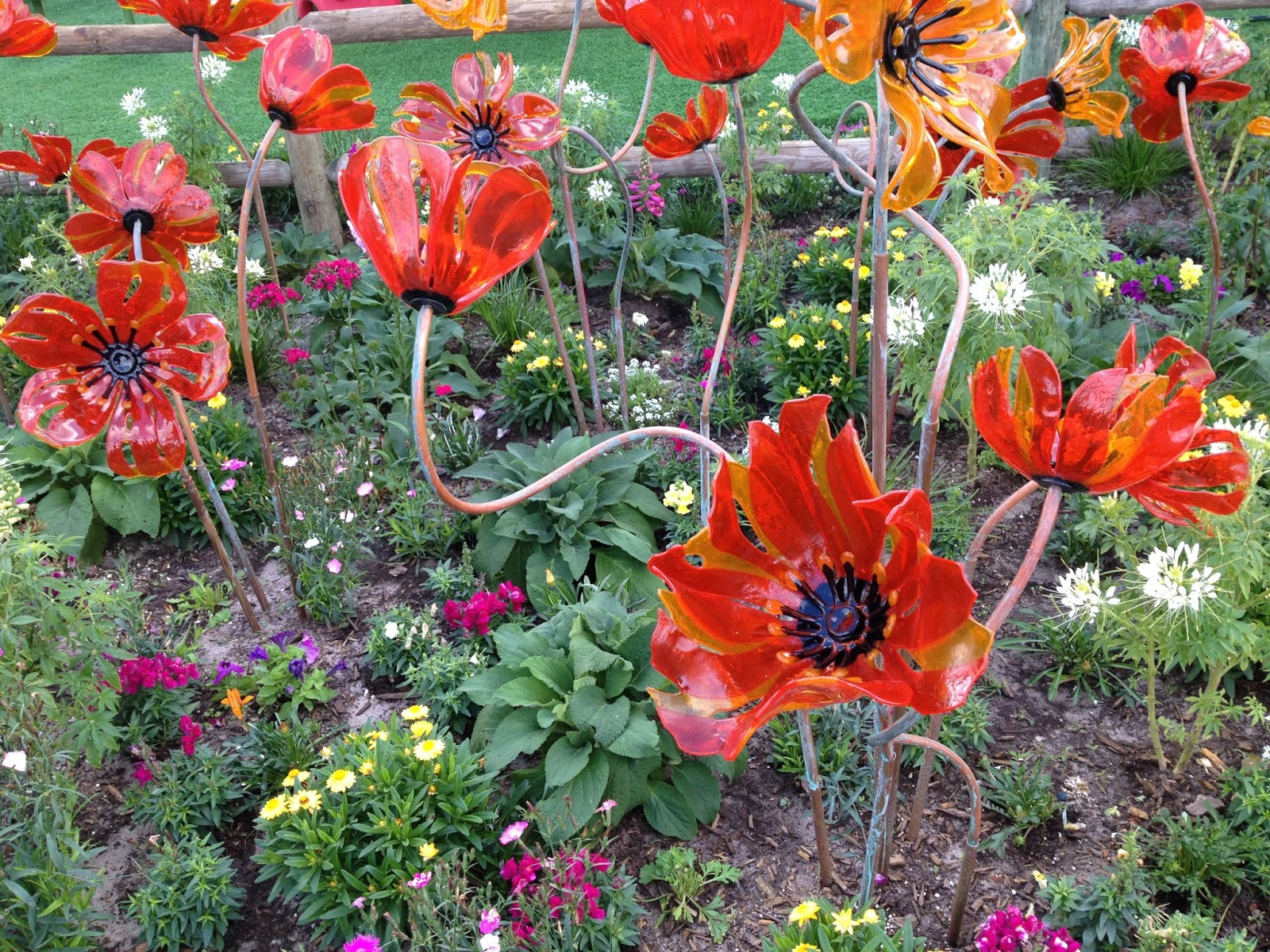 Wordless Wednesday: Flowers And Gardens