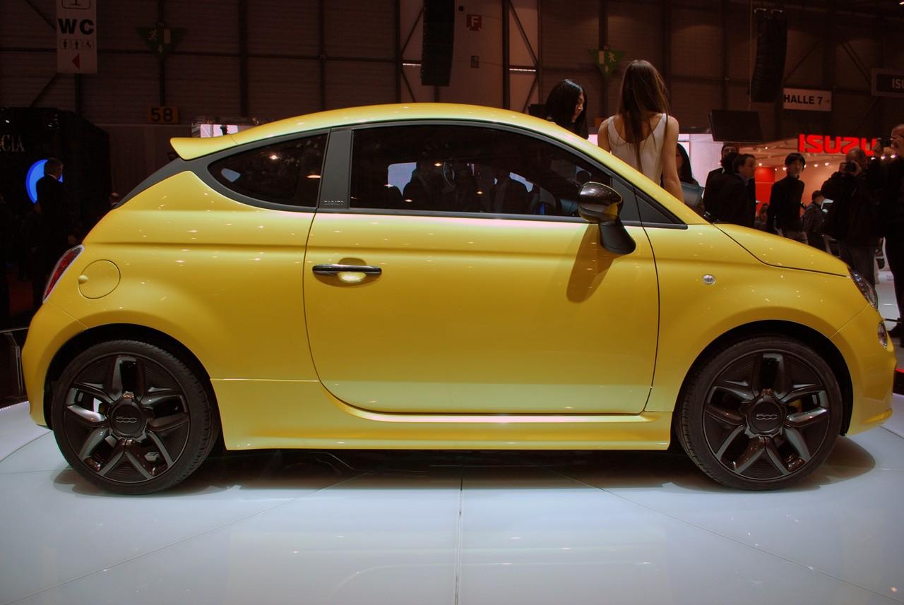 Latest Cars Models 2013 Fiat 500