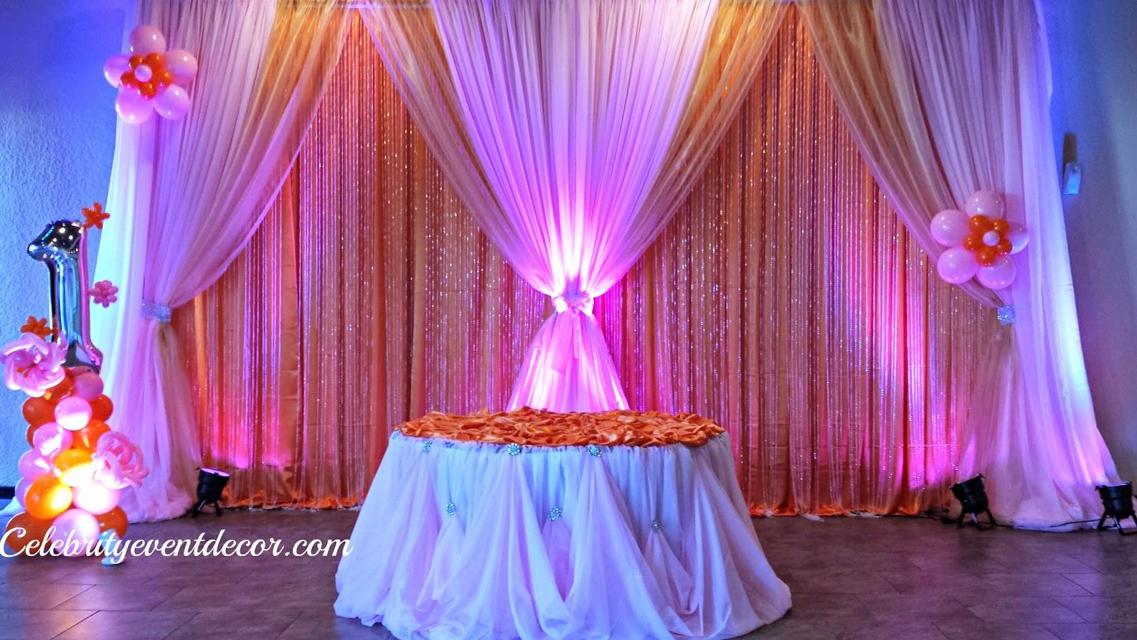 Celebrity Event Decor Banquet Hall LLC
