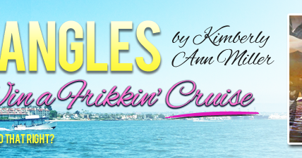 Book Addict Triangles By Kimberly Ann Miller Blast Tour Cruise Giveaway