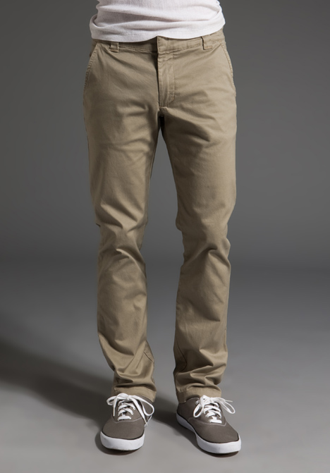 A MAN OF STYLE!: The Chino pants