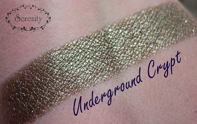 Dreamworld Underground Crypt Swatch