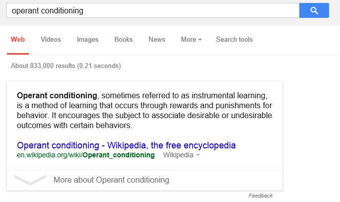 https://www.google.com/#q=operant+conditioning